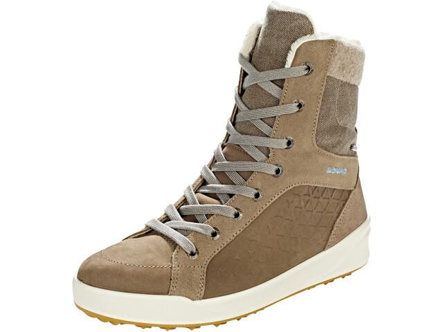 sehr schön professioneller Verkauf konkurrenzfähiger Preis Lowa Fiss GTX Mid Cold Weather Boots Women taupe/bluegrey